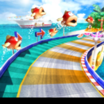 MKAGP Screenshot Mario Beach