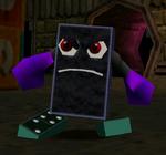 DK64 Screenshot Mr. Domino