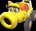 MKT Turbo Birdo jaune