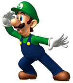 MP8 Artwork Luigi 2