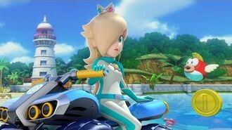 Mario Kart 8 Deluxe - 150cc Shell Cup Grand Prix (Rosalina Gameplay)