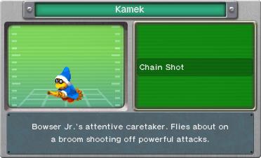 BISDX- Kamek Profile