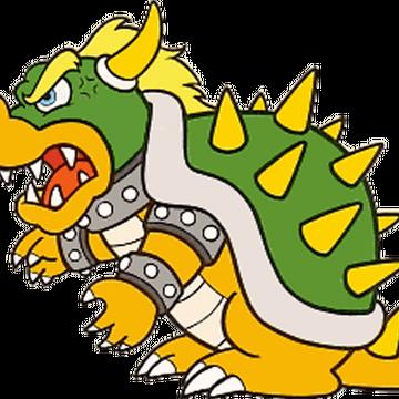 Fake Bowser Mariowiki Fandom