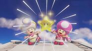 Captain Toad Treaser Tracker Toadette et Captain Toad