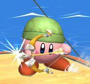 Kirby Toon Link SSBB
