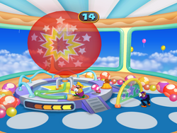 MP7 Screenshot Blase-Ballon