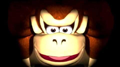 Mario Party 4 - Donkey Kong Ending