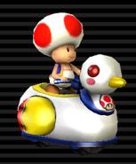 Quacker-Toad