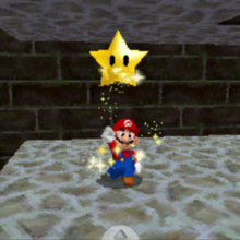 Superestrella (Mario 64 DS)