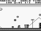 World 1-1 (Super Mario Land)