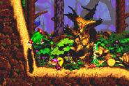DKC2GBA Screenshot Geistergrube