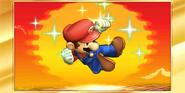 Félicitations Mario 3DS Classique