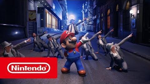 Jump Up, Super Star! - La vidéo musicale de Super Mario Odyssey (Nintendo Switch)