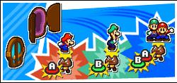 Mario y Luigi Ventanazos