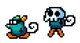 SMW2 Sprite Bad Rat