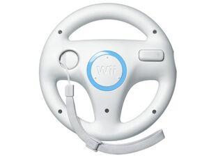 Wii Wheel atras
