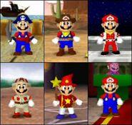 MP2 Mario