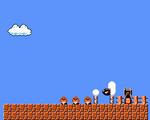 SMB World 5-1 NES 2