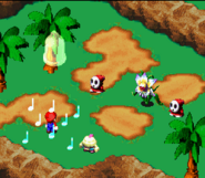 SMRPG Screenshot Todesecho