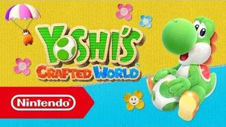 Téléchargez dès maintenant la démo gratuite de Yoshi's Crafted World (Nintendo Switch)