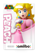 Amiibo - SM - Peach - Box