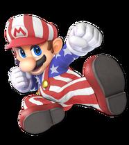 Art Mario blanc Ultimate