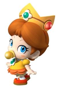 bebe daisy mario kart 8 - Bebe Mario