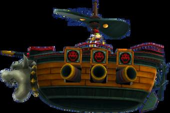 Airship Mariowiki Fandom