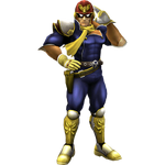 Captain Falcon - SSBB