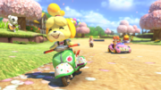 MK8 Animal Crossing