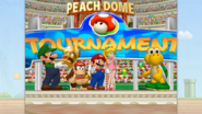 Mario Power Tennis - All Character Trophy Celebrations (HD) 2-46 screenshot