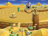 Monde 2 (New Super Mario Bros. Wii)