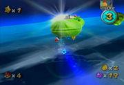 SMG Screenshot Eierplanet-Galaxie 3