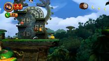 DKCR Screenshot 1-1 Dschungel-Fieber (N)