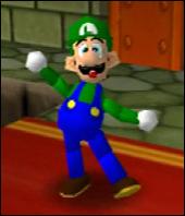 Luigi Mario Party 3