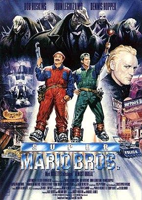 Mario Movie Poster