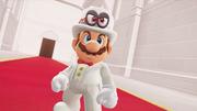 Mario in the Wedding Hall