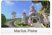 Marios Piste (Wii U) Icon