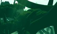 DKCTF Screenshot 1-B Dickicht im Dunst (Samus' Raumschiff Easter Egg)