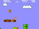 Monde 1-1 (Super Mario Bros.)