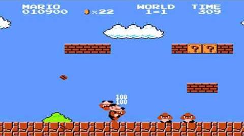 Super Mario Bros. - World 1-1