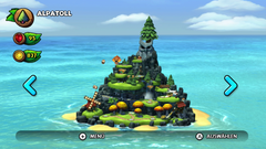 DKCTF Screenshot Alpatoll