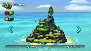 DKCTF Screenshot Alpatoll