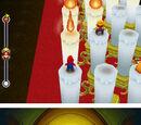 Kerzen-Kettenlauf