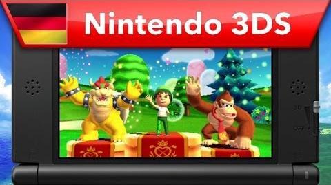 Mario Golf World Tour - Trailer (Nintendo 3DS)