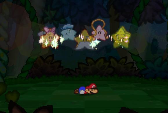FileSeven Star Spirits In Goomba Village Paper Mario