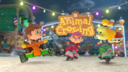 Animal Crossing - MK8 (hiver) 3