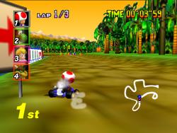 Drift (Mario Kart 64)