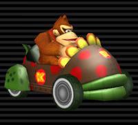Kart Piranha Donkey Kong