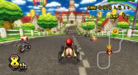 MKW Screenshot Marios Piste